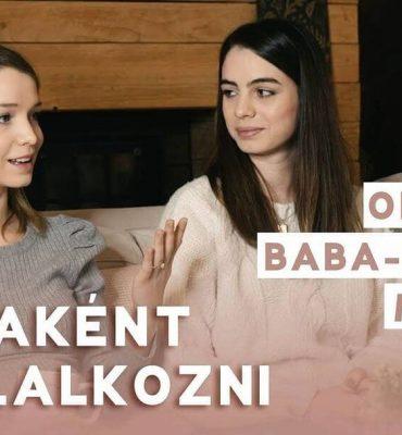Offline Center, Szentendre, YouTube, video, interjú, csendesedő, anyaság, anyaként vállalkozni, vállalkozás, baba-mama
