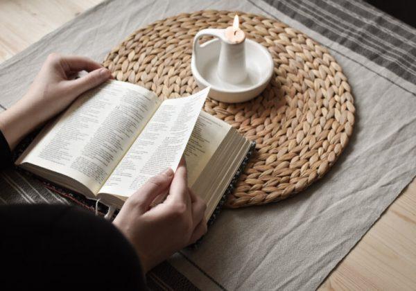 Biblia Kezdőlapra | Csendesedő